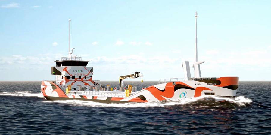 JRC vence contrato para o primeiro navio tanque